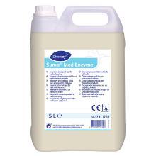 Bækkenskyl Flydende Suma Med Enzyme u/Klor til Instrumentvaskemaskiner 5 ltr product photo