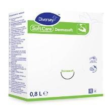 Hudcreme Soft Care Dermasoft H9 uden Parfume til Brug Efter arbejde 800 ml product photo