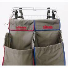 Vaskepose 53x18x28 cm med Velcro Blå til Micro- og Origovogn product photo