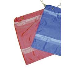 Vasketøjssæk Swep 63x58 cm med Øskner Rød product photo