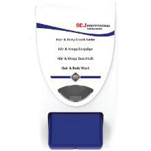 Dispenser Deb Cleanse Shower 2000 Manuel Plast Hvid/Blå til 2 ltr patron product photo