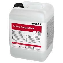 Tøjvask Flydende Ecobrite Emulsion Clean uden Parfume/Optisk hvidt 25 kg product photo