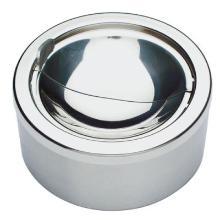 Askebæger Ø12xH5.5 cm med Vippelåg Rustfri stål product photo