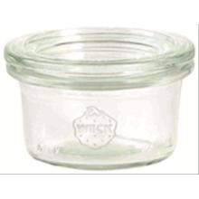 Patentglas WECK 50 ml Ø 6 cm med Låg Gourmet product photo