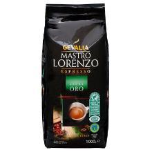 Kaffe Mastro Lorenzo Espresso Økologisk 1 kg (DK-ØKO-100) product photo