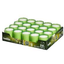 Refill Brændetid 24 timer til Glaslys Lime product photo