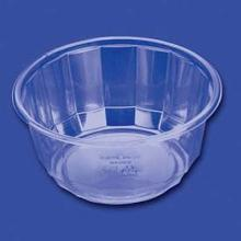 Plastskål Bowl Diamond 1428 ml Ø192x85 mm APET Klar product photo
