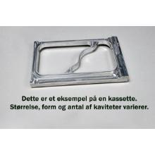 Kassette til 1/4 GN 2-rum 1 kav Bakke 38066 Ny product photo