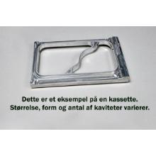 Kassette til 2171 1-rum 4 kav passer til TPS Compact XL product photo