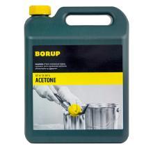 Acetone Borup opløsningsmiddel til affedtning 5 ltr product photo