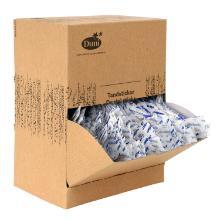 Tandstik Jordan Trekantet Enkeltpakket Træ i Klar/Hvid folie bionedbrydelig product photo
