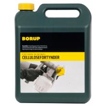 Cellulosefortynder Borup til Affedtning/Fortynding af maling 5 ltr product photo