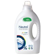 Tøjvask Flydende Neutral Color uden Parfume/Blegemiddel/Optisk hvid 1250 ml product photo