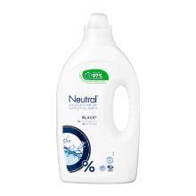 Tøjvask Flydende Neutral Black Svane u/Parfume/Blegemiddel/Optisk hvidt 1250 ml product photo