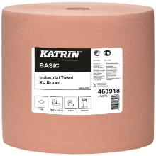 Aftørringsrulle Katrin Basic XL Industrirulle 1-lag 32 cm x1000 m product photo