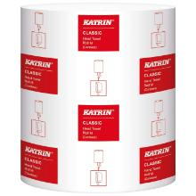 Håndklæderulle Katrin Classic Midi 1-lag 205 mm x320 m uden Hylse Uperforeret product photo