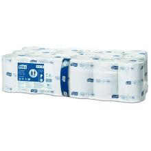 Toiletpapir Tork T7 Mid-size 2-lag 113 m uden Hylse Hvid product photo