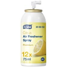 Duftfrisker Tork Airfreshener A1 spray Citrus duft 75 ml product photo