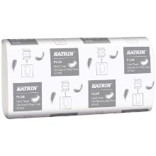 Håndklædeark Katrin Plus M2 Easy Flush One Stop 2-lag 20.6x25 cm Hvid product photo