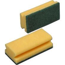 Skuresvamp med Håndgreb Grøn product photo