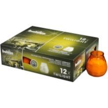 Lysbowle Twilight Brændetid 70 timer Orange product photo