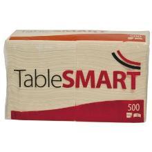 Serviet TableSMART 24x24 cm 1-lag Hvid product photo