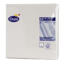 Serviet Duni Soft Airlaid 48x48 cm Hvid product photo