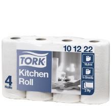 Køkkenrulle Tork Plus 2-lag 16.8 m Hvid Ark 14 cmx 20,6 cm product photo