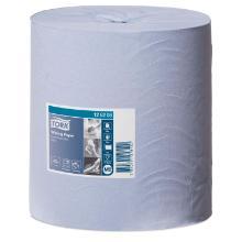 Håndklæderulle Tork Standard M2 1-lag 320 m Uperforeret med hylse Blå product photo