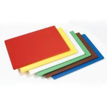 Skærebræt 45x30x1.2 cm PE Plast Gul product photo