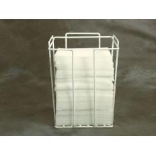 Stativ 28 cm Metal Hvid til Engangsvaskeklude product photo