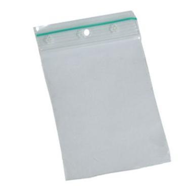 Lynlåsposer 60 x 80 mm LDPE
