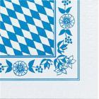 Serviet Duni 33x33 cm 3-lag Bayer Blå product photo