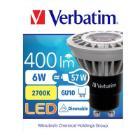 LED Pære PAR 16 GU10 6W 2700K Warm White 420 Lm. Kan dæmpes. product photo