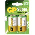 Batteri GP Super D 2-pak product photo