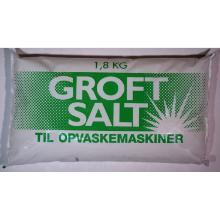 Groft Filtersalt 1.8 kg. product photo