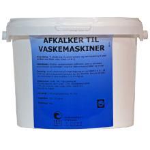 Afkalker SC Vaskemaskine Pulver 4 kg product photo