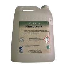 Håndopvask SC Mild uden Parfume Svanemærket 5 ltr product photo