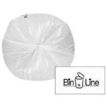 Spandepose Binline 5 ltr 340x390 mm med Stjernebund LD Hvid product photo