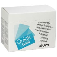 Brandsårsgel breve PLUM 77.5x65 mm QuickCool til QuickSafe skabe 18 stk product photo