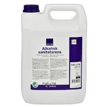 Sanitetsrens Alkalisk PuriLine uden Duft Svanemærket 5 ltr product photo