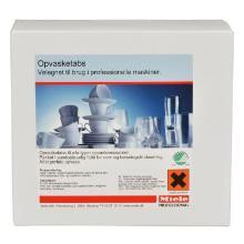 Maskinopvask tabs Alt-i-1 u/Klor m/Salt/Afsp/Glasbeskyt Svanem Enkeltpakket 80st product photo