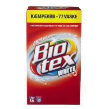 Vaskepulver Bio-Tex Rød med parfume og blegemiddel til hvide tekstiler 4.22 kg product photo