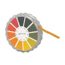StriPS PH 5 m x7 mm pH Range 1-14 1 rl product photo