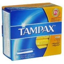 Hygiejnetampon Tampax Regular 30 stk product photo