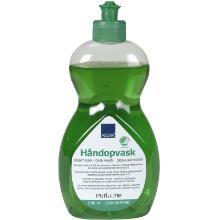 Håndopvask Puri-Line 500 ml med Farve med Parfume Svanemærket Grøn product photo