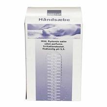 Håndsæbe Flydende Mild refill uden Farve/Parfume til dispenser 700 ml product photo
