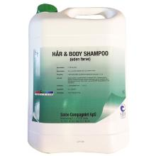 Shampoo SC Hår og Body 5 ltr product photo