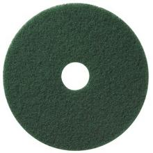 Rondel TASKI Americo Pad EURO 17 tommer 28x430 mm til rengøring grøn 5 stk product photo