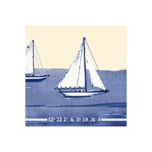 Serviet Duni 330x330 mm 3-lag Sailing product photo